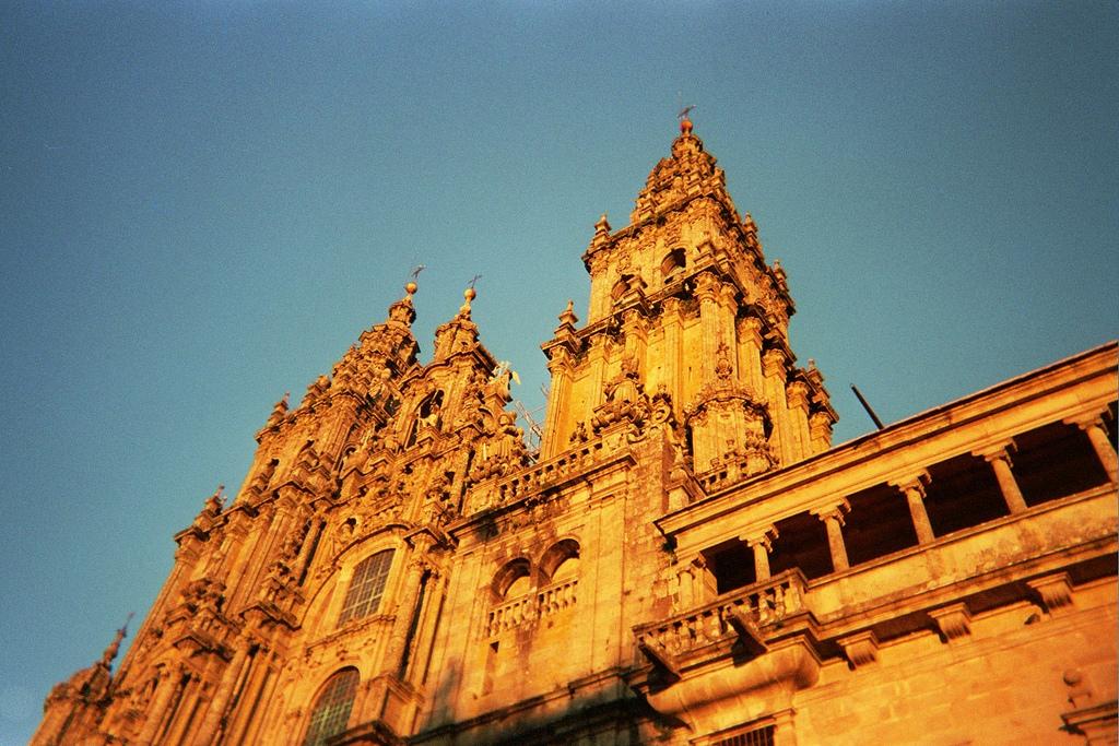 Este best-seller é sobre o Camiño de Santiago