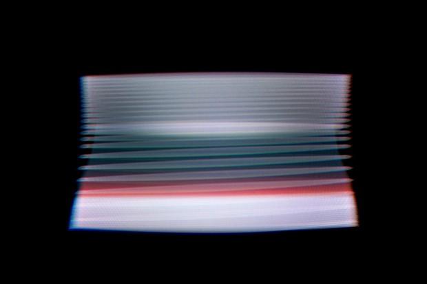 Morte dunha televisión, de Stephan Tillmans
