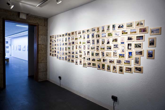 Muro da exposición 6MPasos