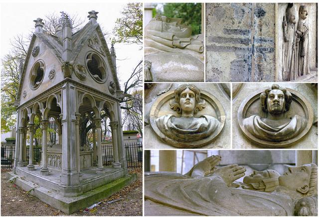 Cemiterio de Père Lachaise: que visitar
