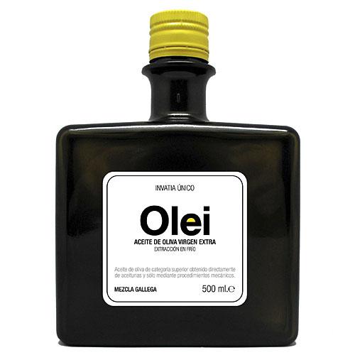 botella de aceite de oliva Olei