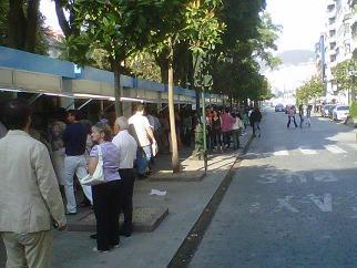 A Feria do Libro de Vigo en tempos de crise