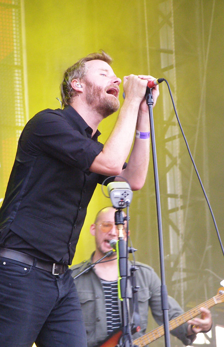The National no Sziget 2011
