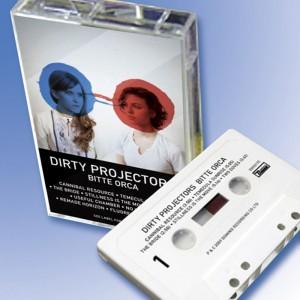 Dirty Projectors casete