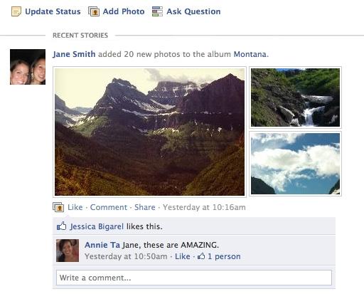 Fotos Facebook