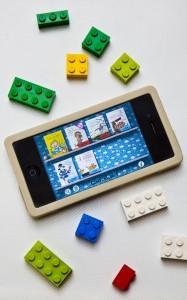 Pantallazo de Contoplanet, app de contos infantís