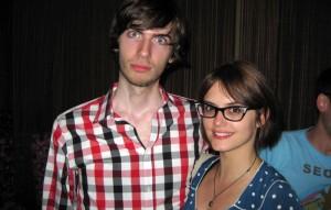 David Karp e Rachel