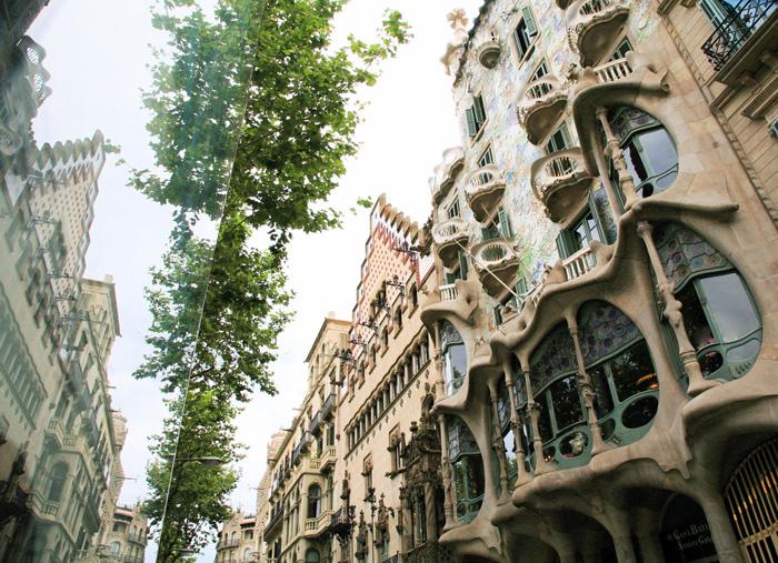 Gaudí, Barcelona