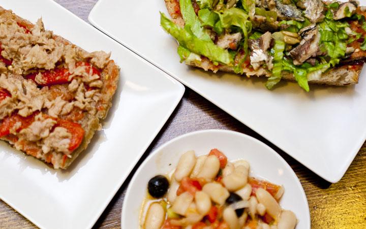 Comida vegana no Hervor&Fervor