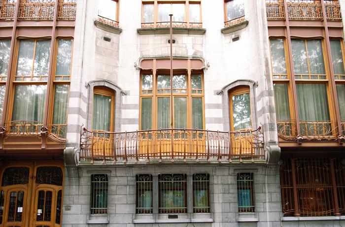 Hotel Solvay, Bruxelas