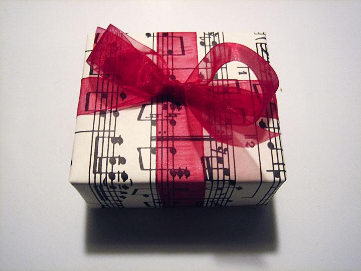 Cancións por regalos, en Santiago de Compostela na Cidade da Cultura