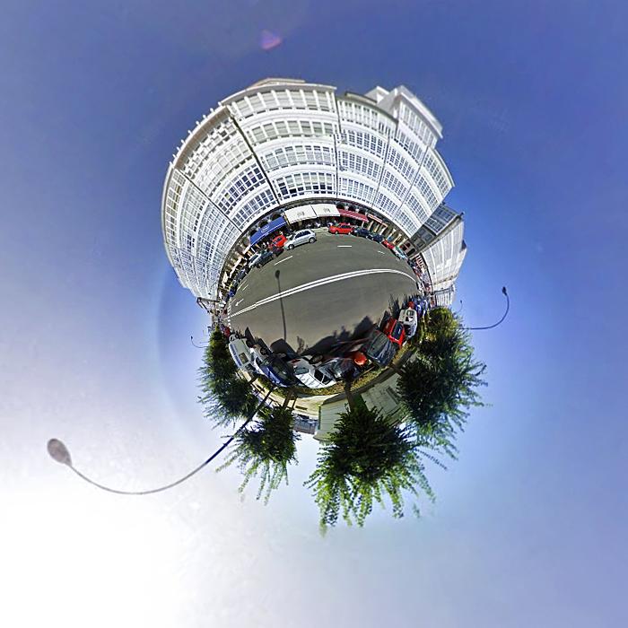Miniplaneta A Coruña
