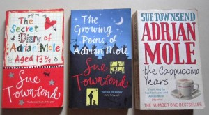 Libros de Adrian Mole