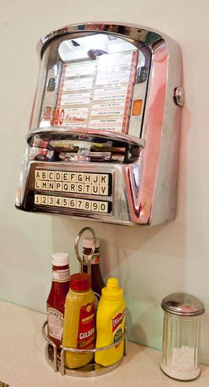 wallbox de Peggy Sue's