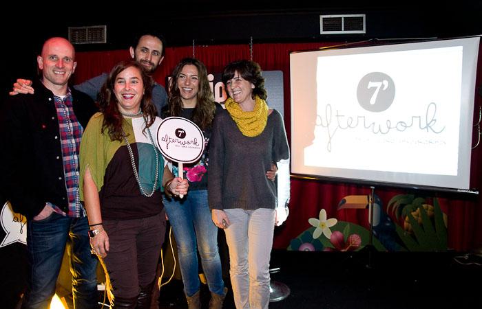 Afterwork7, primeira edicion en Vigo