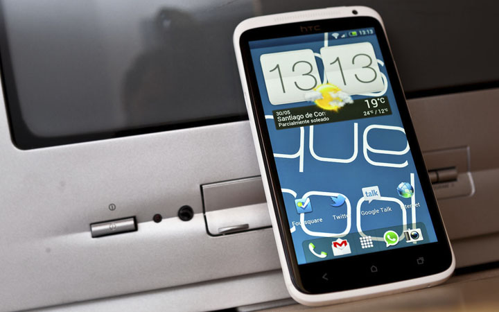 HTC One X, analise por Disquecool