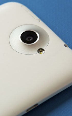 A camara do HTC One X, analise por Disquecool