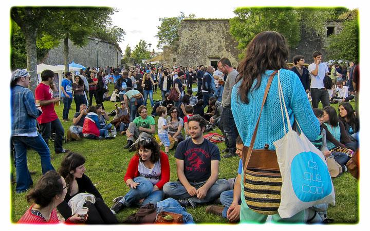 Romaria Pop en Santiago de Compostela