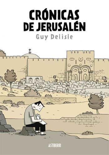 cronicas de jerusalen. Guy Delisle