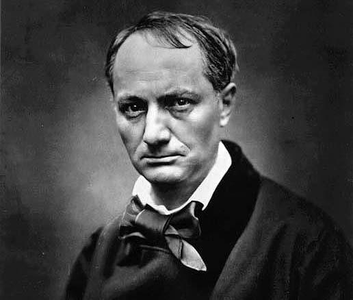 Charles Baudelaire, como elegante cabaleiro