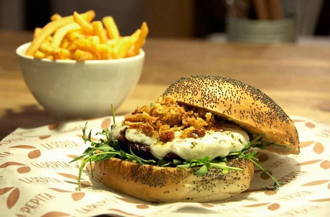 Hamburguesería Pepita Burger
