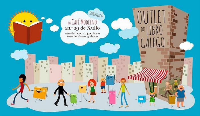 II Outlet do libro galego