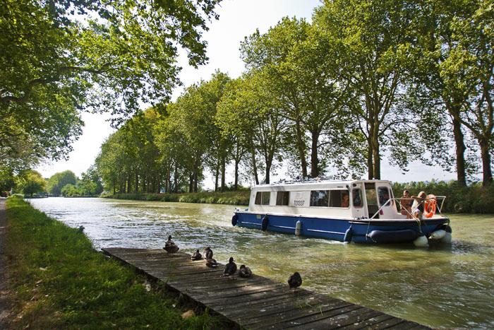 Disquerreto 12, Canal do Garonne e Canal du Midi