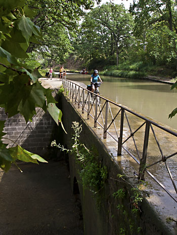 Disquerreto 2012, Canal du Midi e Canal du Garonne.