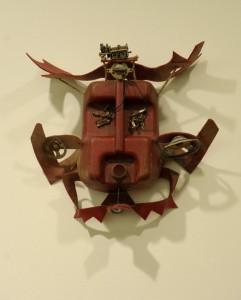 Máscara Hazoumé
