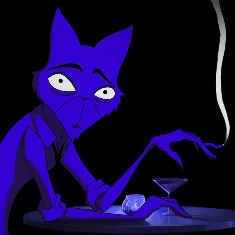 The Cat Piano, curtas de animación
