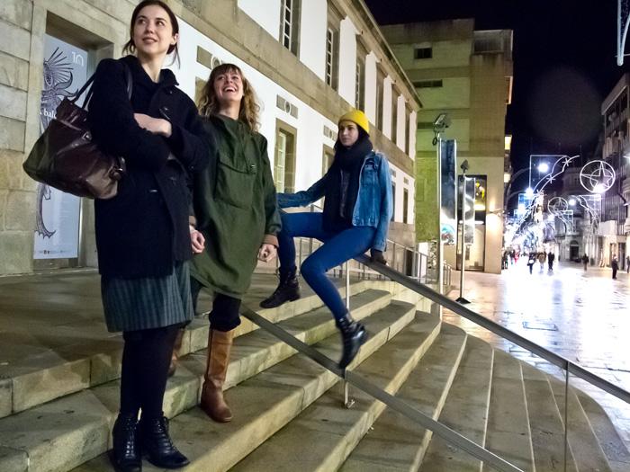 Lisa Hannigan, Little Scream e Holly Miranda: voces femininas