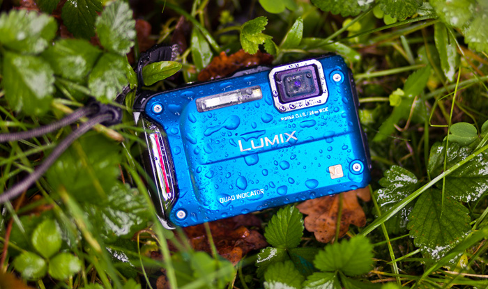 Panasonic Lumix FT4: Análise
