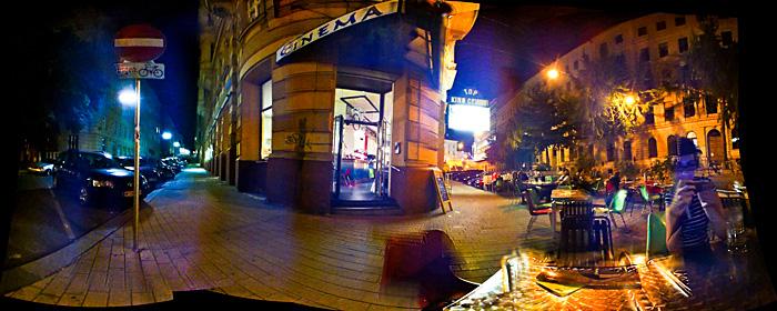 Top Kino, Viena