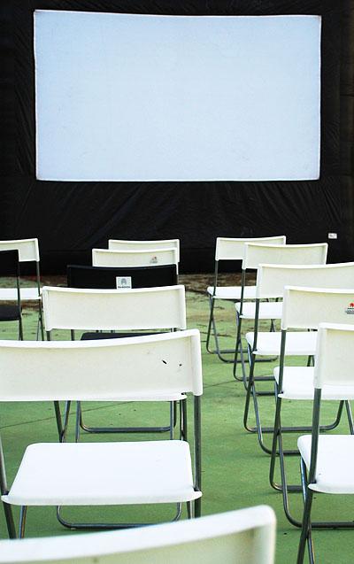 Menos mal que quedan os cineclubes