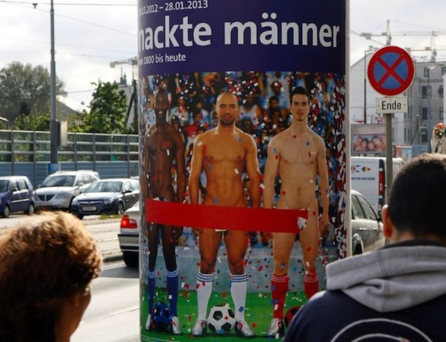 Austria Nude Men