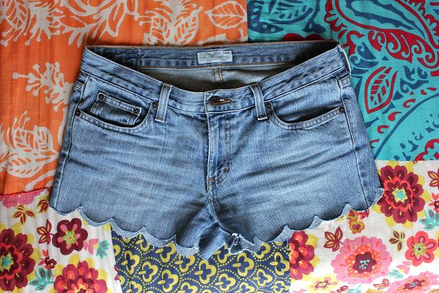 Facer shorts