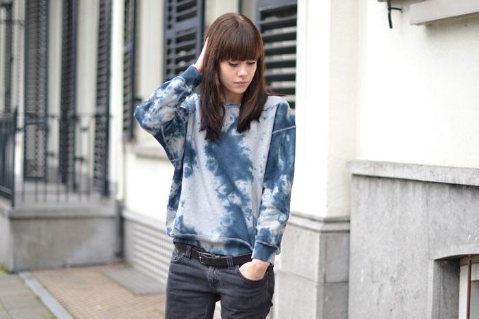 Isabel Marant tie-dye