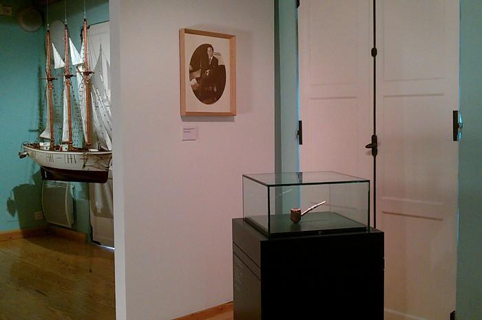 unha das salas do museo