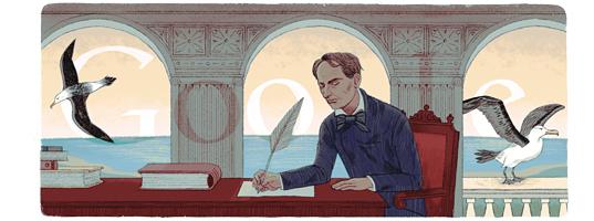 Baudelaire Doodle