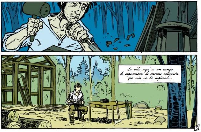 Thoreau a vida sublime