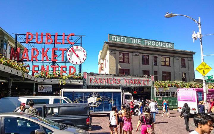 Tralas pegadas do hipsterismo: Seattle