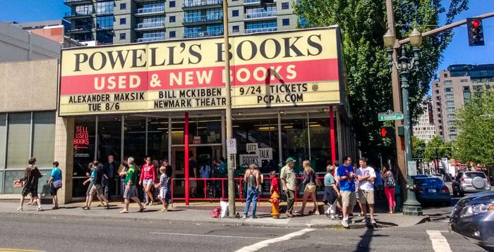 Tralas pegadas do hipsterismo: Portland