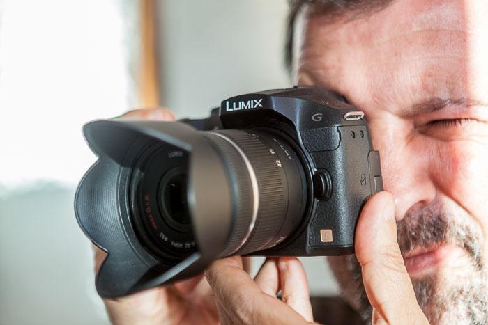 Panasonic Lumix G6: Análise