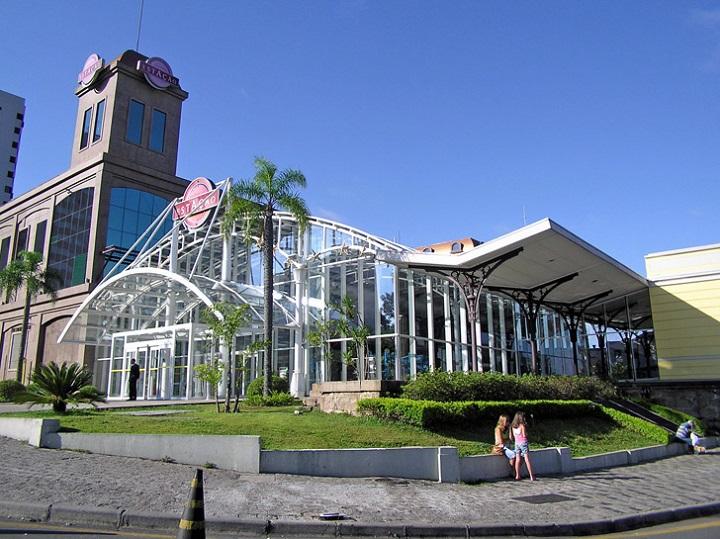 Centro comercial Estación