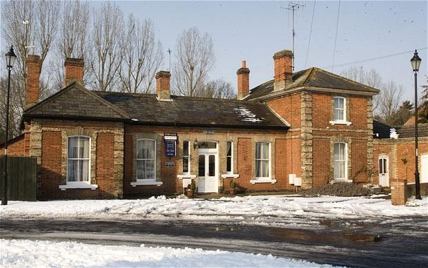 Estación casa