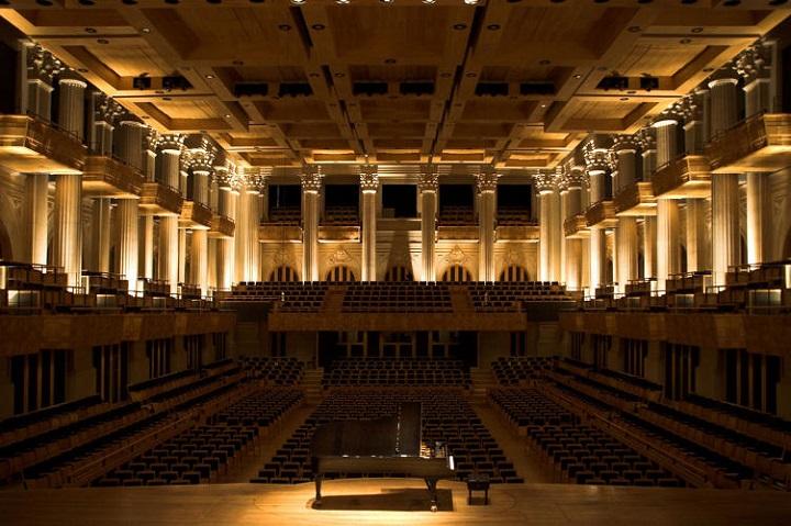 sala de concertos Julio Prestes