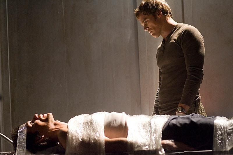 Dexter matando