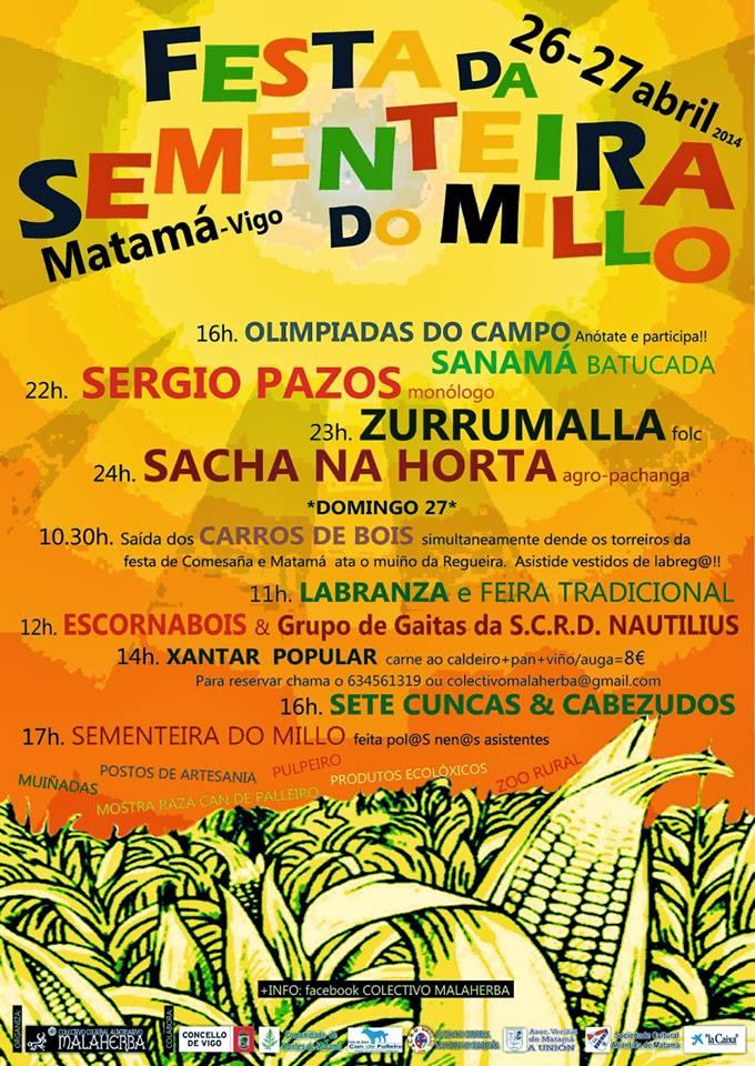 festa da sementeira 2014