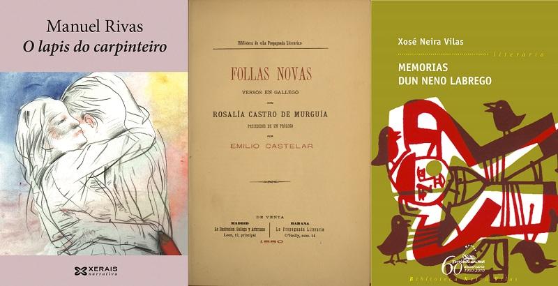 libros galegos traducidos