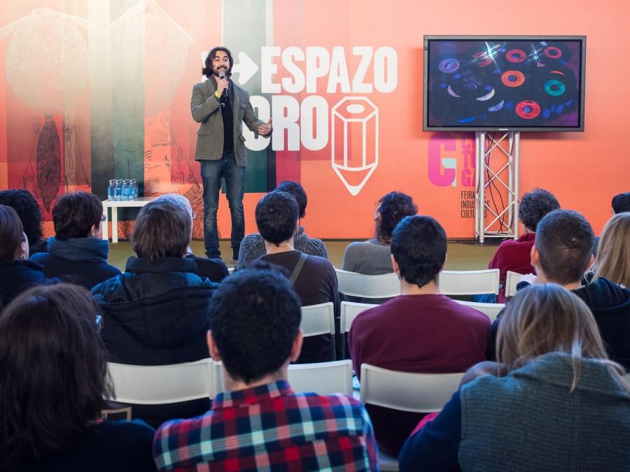Xoel Yáñez presenta Wiimbo